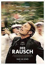 """Filmplakat für """"DER RAUSCH"""""""