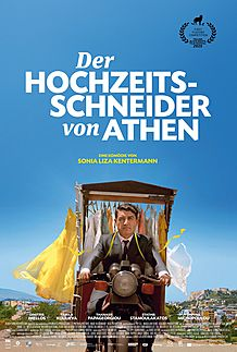 """Movie poster for """"DER HOCHZEITSSCHNEIDER VON ATHEN"""""""