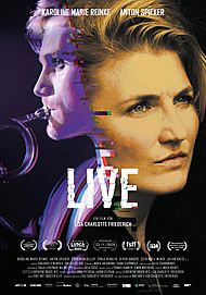 "Movie poster for ""LIVE"""