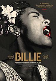 "Movie poster for ""BILLIE"""