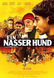"""Movie poster for """"EIN NASSER HUND"""""""