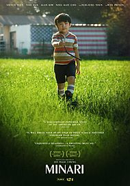 "Movie poster for ""MINARI"""