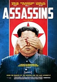 "Movie poster for ""ASSASSINS"""