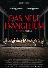 """Movie poster for """"DAS NEUE EVANGELIUM"""""""