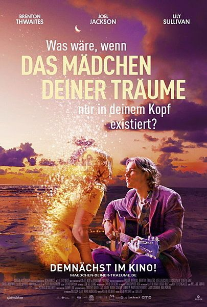 """Filmplakat für """"DAS MÄDCHEN DEINER TRÄUME"""""""