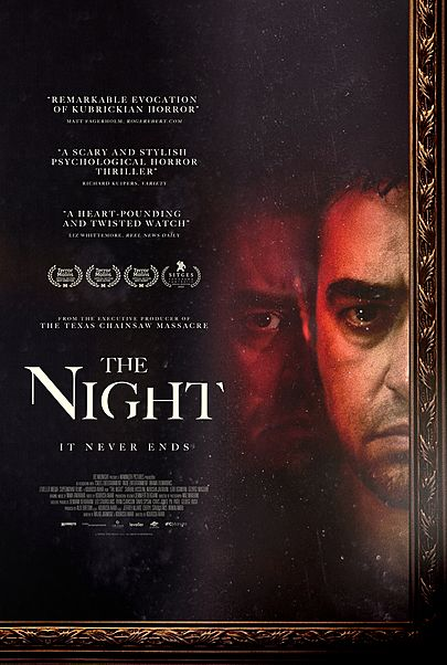 """Movie poster for """"THE NIGHT"""""""