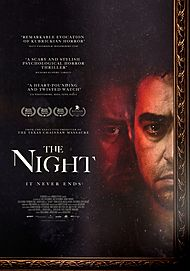 "Movie poster for ""THE NIGHT"""