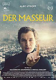 """Filmplakat für """"DER MASSEUR"""""""