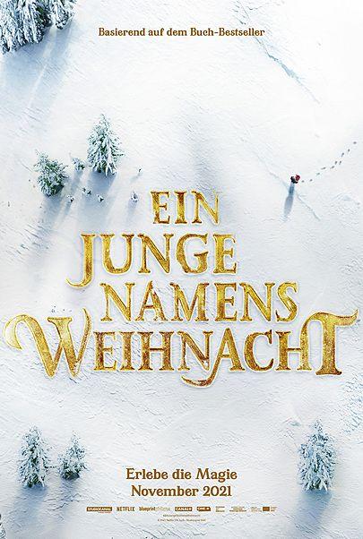 """Filmplakat für """"EIN JUNGE NAMENS WEIHNACHT"""""""
