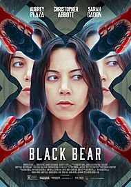 "Movie poster for ""BLACK BEAR"""