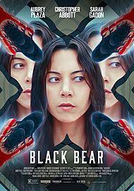 """Movie poster for """"BLACK BEAR"""""""