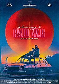 """Movie poster for """"LE DERNIER VOYAGE DE PAUL W.R"""""""