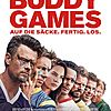 """Movie poster for """"BUDDY GAMES"""""""