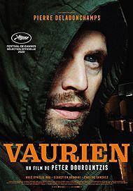 "Affiche du film ""VAURIEN"""