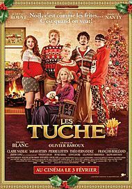 "Movie poster for ""LES TUCHE 4"""