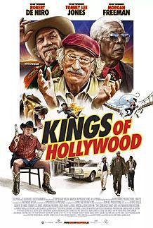 "Filmplakat für ""KINGS OF HOLLYWOOD"""