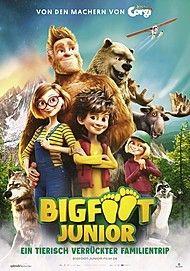 """Filmplakat für """"BIGFOOT JUNIOR"""""""