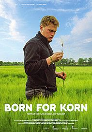 "Movie poster for ""BORN FOR KORN"""