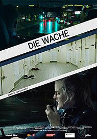 "Movie poster for ""DIE WACHE"""