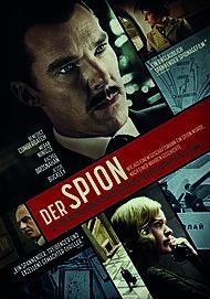 """Filmplakat für """"DER SPION"""""""