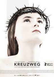 """Filmplakat für """"Kreuzweg"""""""