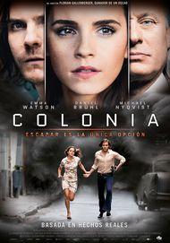 "Póster para ""COLONIA"""