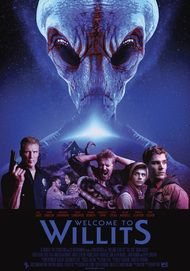 "Movie poster for ""WELCOME TO WILLITS"""