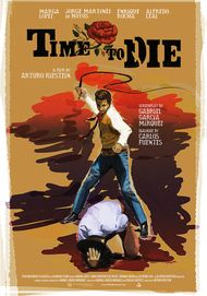 """Movie poster for """"TIME TO DIE"""""""