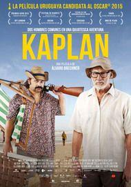 "Movie poster for ""Kaplan"""