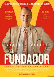 """Póster para """"El Fundador"""""""