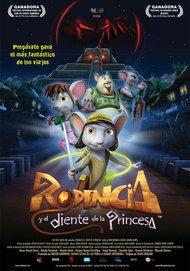 """Póster para """"Rodencia y el diente de la princesa"""""""