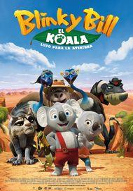 """Póster para """"Blinky Bill: El Koala"""""""