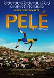 """Póster para """"Pelé: El nacimiento de una leyenda"""""""