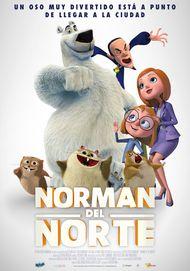 """Póster para """"Norman del norte"""""""