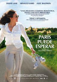 "Movie poster for ""Paris Can Wait"""