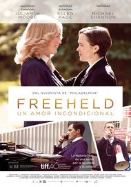 """Movie poster for """"FREEHELD"""""""