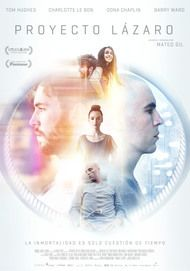 """Movie poster for """"Realive"""""""