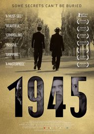 "Movie poster for ""1945 (2017)"""