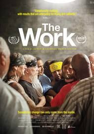 "Movie poster for ""THE WORK"""