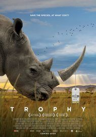"Movie poster for ""TROPHY"""