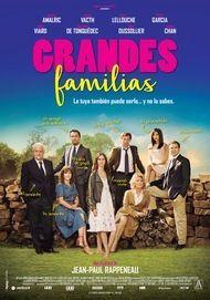 "Movie poster for ""BELLES FAMILLES"""