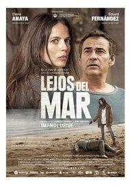 """Movie poster for """"Lejos del mar"""""""