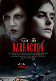 "Movie poster for ""BARRACUDA"""