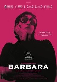 "Movie poster for ""BARBARA"""