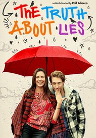 "Movie poster for ""THE TRUTH ABOUT LIES"""
