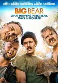 "Movie poster for ""BIG BEAR"""