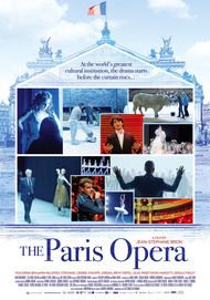 """Movie poster for """"THE PARIS OPERA"""""""