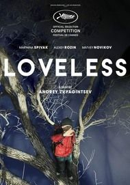 "Movie poster for ""LOVELESS"""
