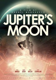 "Movie poster for ""JUPITER'S MOON"""