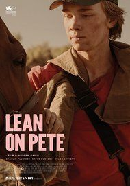 "Movie poster for ""LEAN ON PETE"""